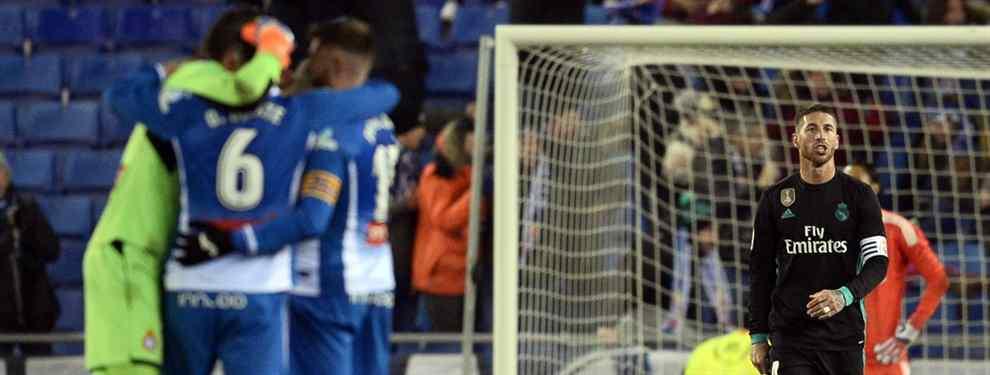 Sergio Ramos tuvo una bronca bestial con un crack del Real Madrid (y no te imaginas quién es)
