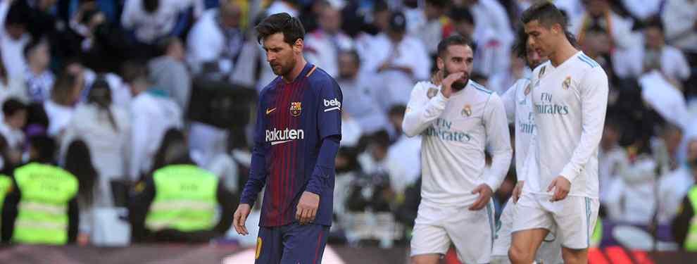 El Real Madrid de Florentino Pérez saca a una estrella del Barça con un fichaje de 100 millones