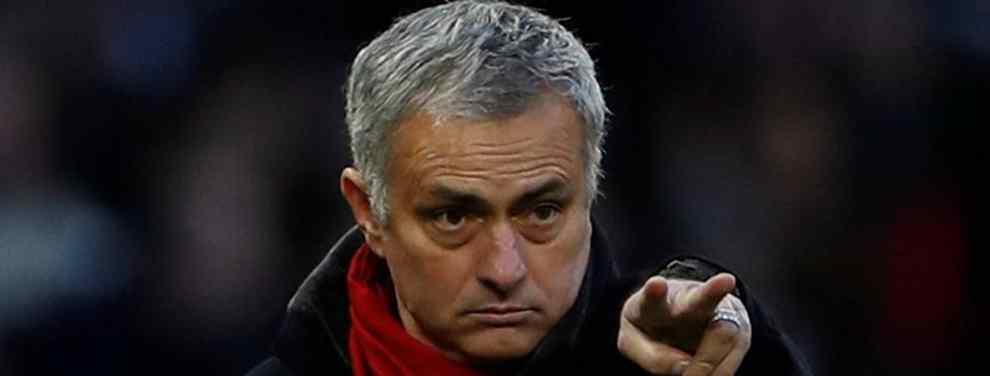 José Mourinho, el técnico portugués del Manchester United, tiene un plan muy meditado para hacerse con una de las estrellas del Real Madrid de Florentino Pérez el verano que viene