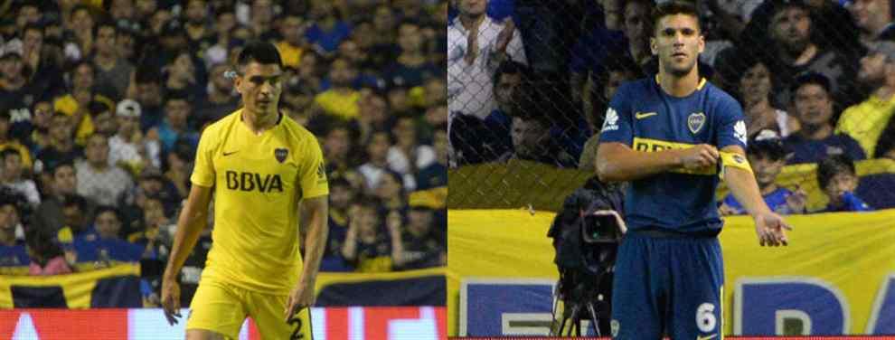 Boca sufrió dos bajas para el debut en la Copa frente a Alianza Lima