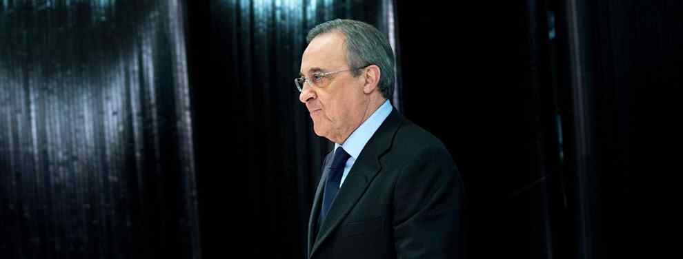 Florentino Pérez calienta el Barça soltando un bombazo de Messi