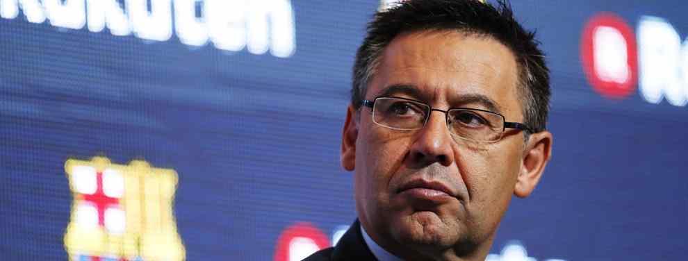 100 millones sobre la mesa de Bartomeu: el crack del Barça que negocia su fuga (y es sonada)