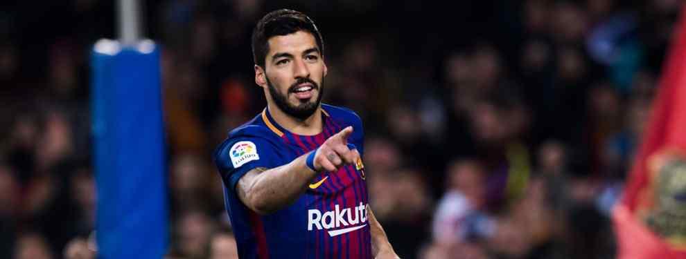 Luis Suárez cuenta qué crack mundial se ha ofrecido al Barça (y es un bombazo)