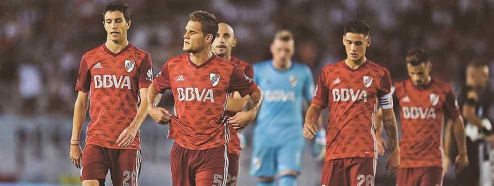 River sumó un punto que decepcionó a todo el Monumental. El conjunto de Marcelo Gallardo igualó 1-1 en su estadio ante el débil Chacarita y suma cuatro partidos sin victorias