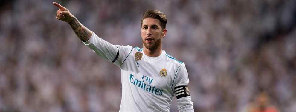 Sergio Ramos le dice a Florentino Pérez qué crack tiene que fichar del PSG (y no es Neymar)