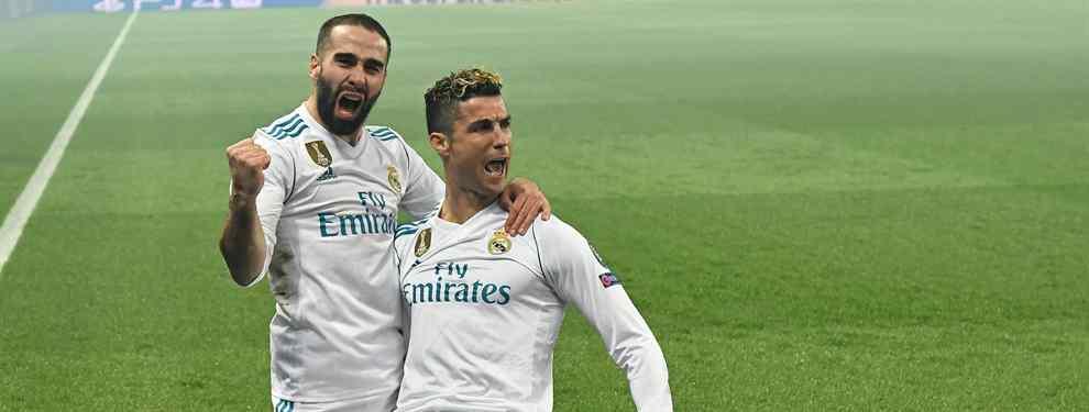 Cristiano Ronaldo quiere a un crack del PSG en el Real Madrid (y no es Mbappé)