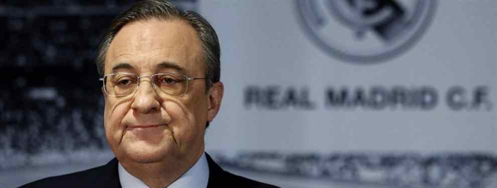 El crack del Real Madrid que le comunica a Florentino Pérez que está fuera