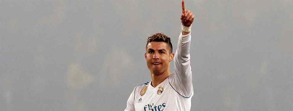 Cristiano Ronaldo da el OK al fichaje de un nuevo galáctico para el Real Madrid (y destroza a Messi)