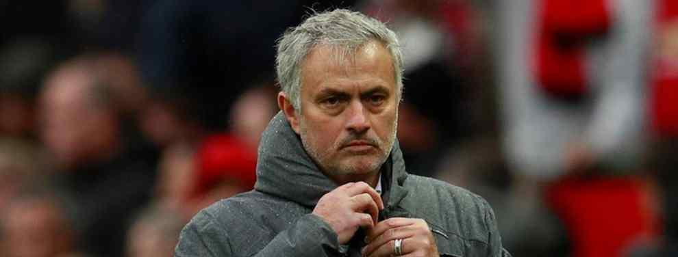 ¡Bombazo! El tapado del Barça en la agenda de Mourinho no es Umtiti