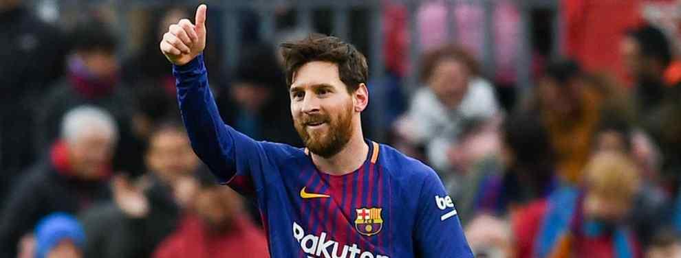 Messi sabe toda la verdad. Ahora se especula con un posible regreso de Neymar al Barça, pero Leo sabe lo que se esconde detrás de toda esa información que surge.