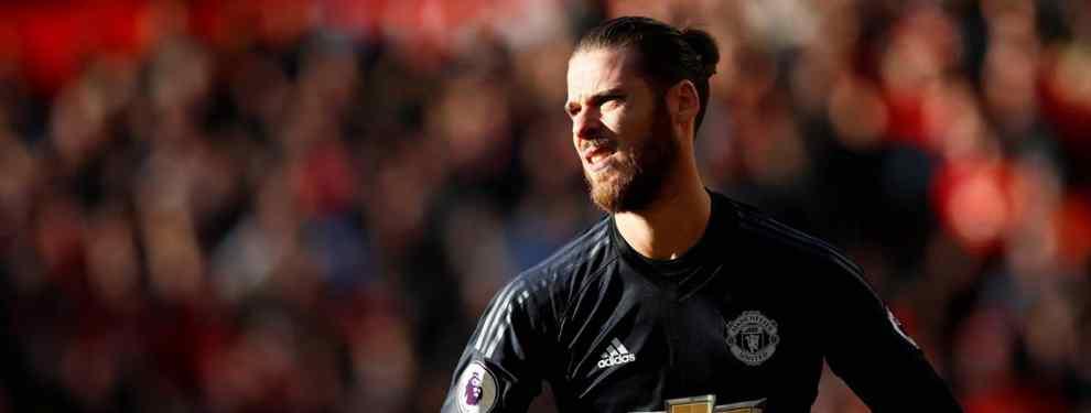 De Gea mete a una estrella del Manchester United en el Real Madrid (y Cristiano Ronaldo responde)