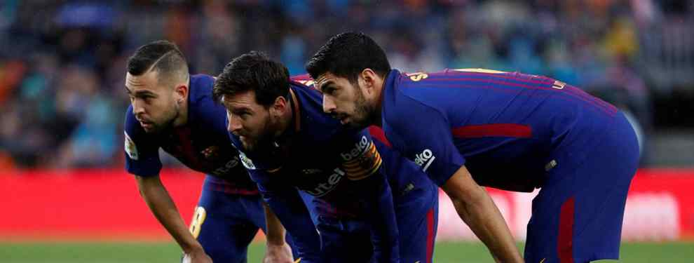 El Chelsea prepara 120 millones para llevarse a una estrella del Barça