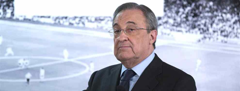 El Mónaco torpedea una operación de Florentino Pérez para el Real Madrid