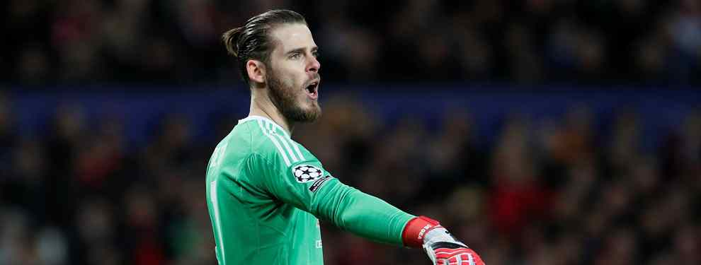 De Gea descuelga el teléfono: la llamada que lo mete de cabeza en el Real Madrid