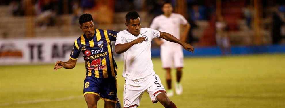 Universitario de Deportes vs Sport Rosario por la fecha 7 del Torneo de Verano