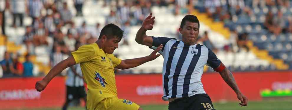 Alianza cayó por goleada ante Comerciantes Unidos en el Torneo de Verano.