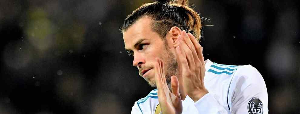 La bomba Gareth Bale estalla en el Real Madrid (y amenaza con arrasa a Florentino Pérez)