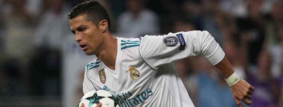 Cristiano Ronaldo lo consigue: el crack que dice no al Real Madrid (y que quería Florentino Pérez)
