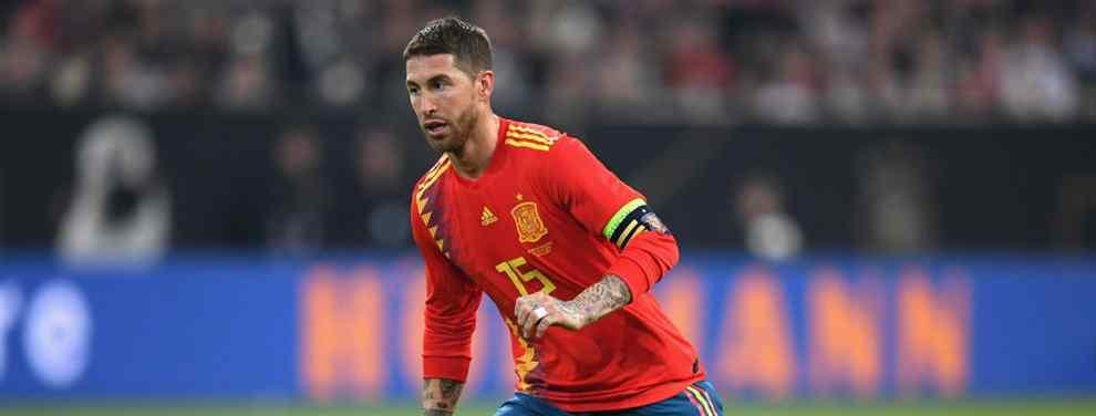 ¡Que lo fiche ya! Sergio Ramos apunta el nombre del primer galáctico para el Real Madrid