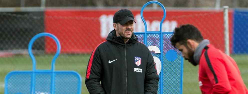 El Atlético de Madrid comienza a dar por perdido al guardameta esloveno Jan Oblak, quien tiene muchas papeletas para acabar la temporada próxima en el Paris Saint Germain.