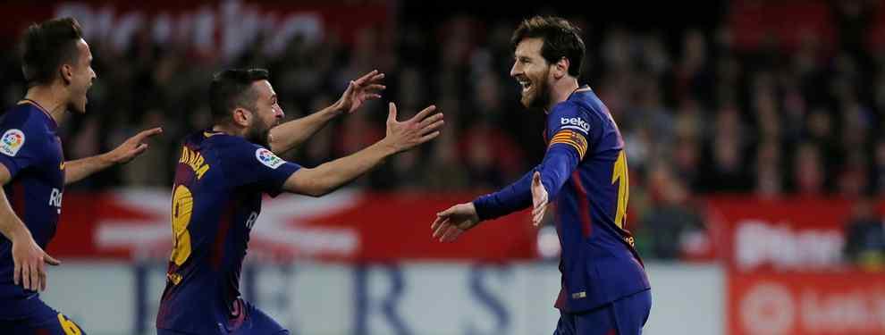¡Se ofrece! Messi se entera del galáctico que va como loco por fichar por el Barça