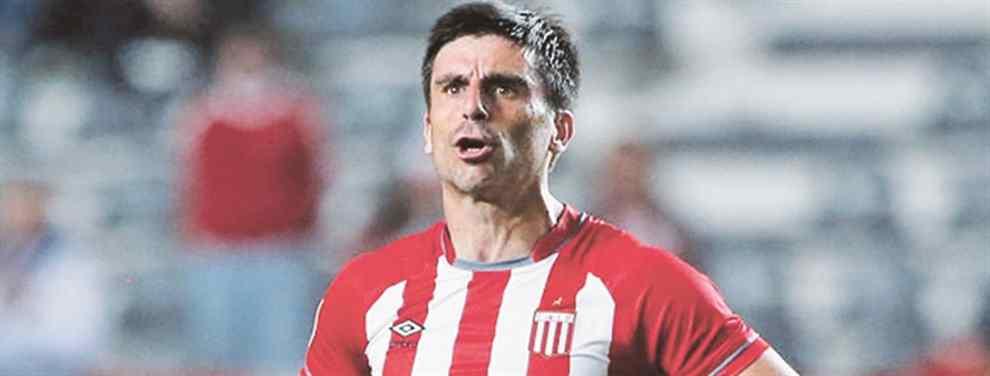 Rodrigo Braña quedó descartado para enfrentar a Santos