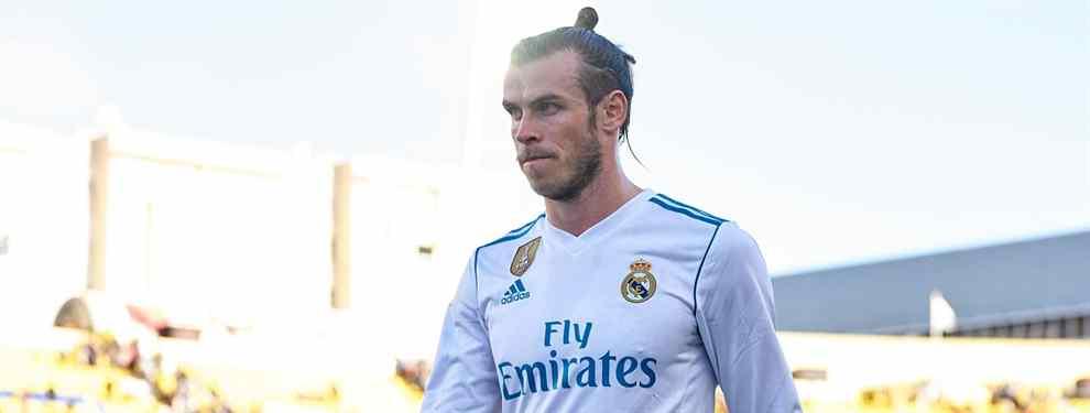Gareth Bale echa por tierra un fichaje que tenía en mente Florentino Pérez en mente. El galés no acepta la propuesta que le ha planteado el presidente del Real Madrid.