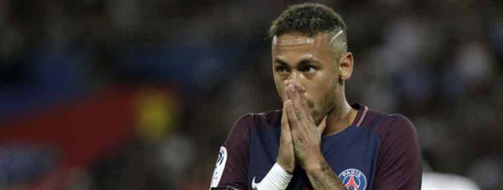 El fichaje que pide Neymar para seguir en el PSG (y que desmonta a Florentino Pérez)