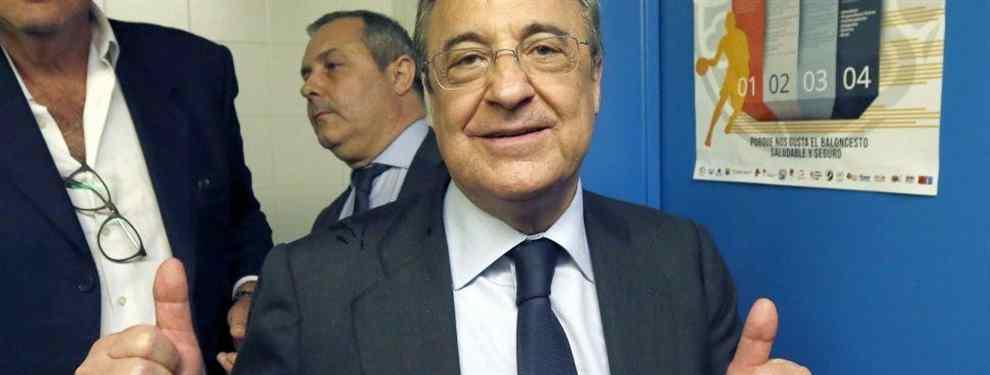 Florentino Pérez, el máximo dirigente del Real Madrid, ha lanzado una propuesta absolutamente bestial para cerrar la llegada de esta estrella al Santiago Bernabéu