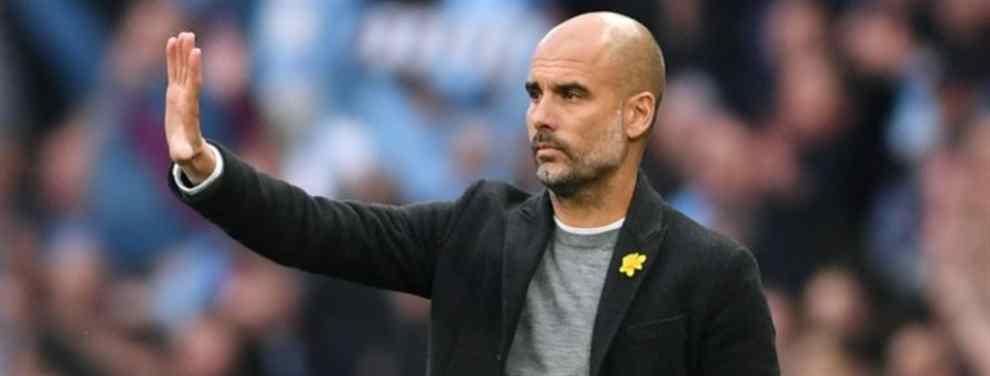 El ex técnico del Barça Pep Guardiola ha metido al presidente del conjunto madridista, Florentino Pérez, en un serio aprieto con una de las estrellas del equipo que entrena Zinedine Zidane
