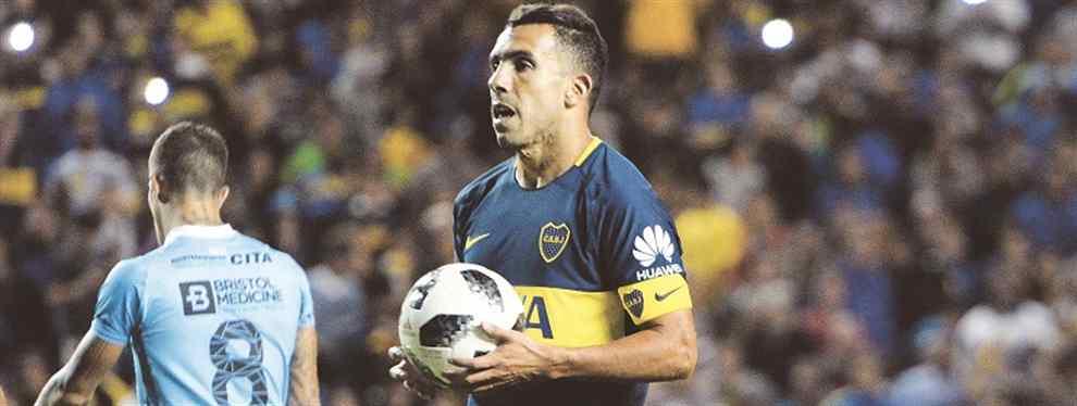 Confirmado: Tevez viajará a Brasil para jugar la Copa