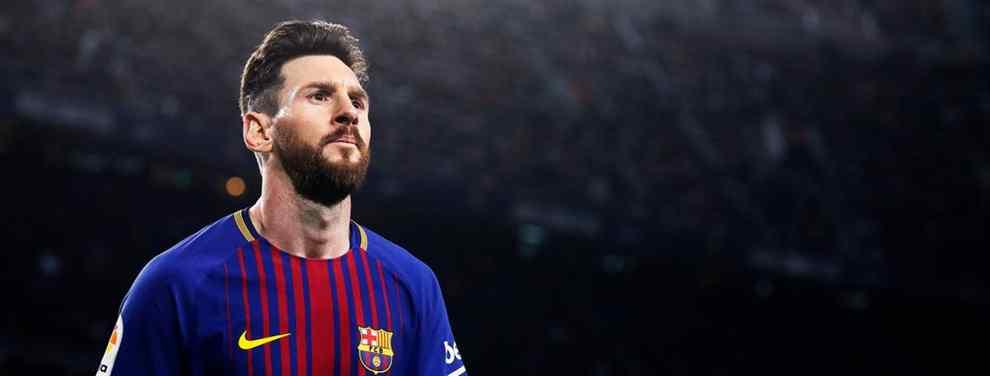 Leo Messi se entera de una oferta que ha llegado a las oficinas del Camp Nou y que por 80 millones de euros saca a un crack del Barça este mismo verano.