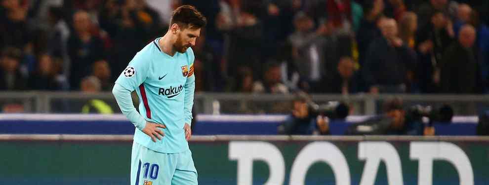 Ojo con Messi: su futuro en el Barça está en peligro (y la oferta que tiene para salir)