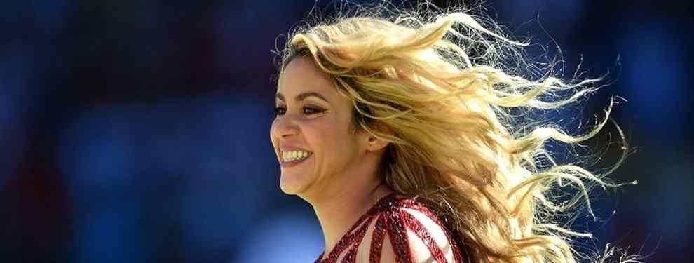 Al natural: la última foto de Shakira que está revolucionando las redes sociales