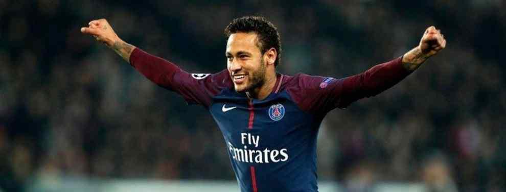Neymar dice que sí: la oferta que lo saca este verano del PSG (y no es del Real Madrid)