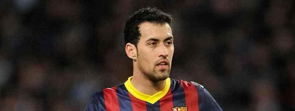 Pep Guardiola renuncia a Sergio Busquets y va a por un crack que quiere el Barça