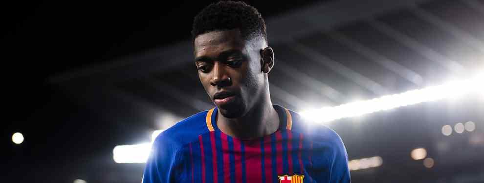 Dembélé elige destino: el equipo que se lleva al crack del Barça (y las condiciones para seguir)