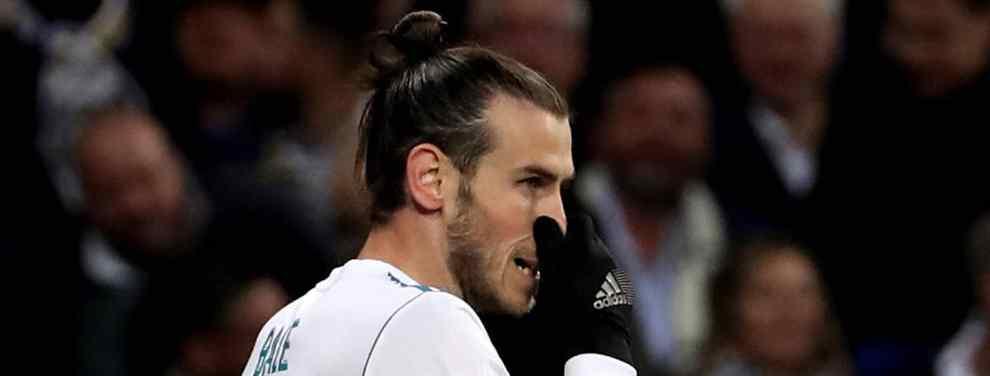 Gareth Bale dice que no: el crack del Madrid se carga una operación galáctica de Florentino Pérez