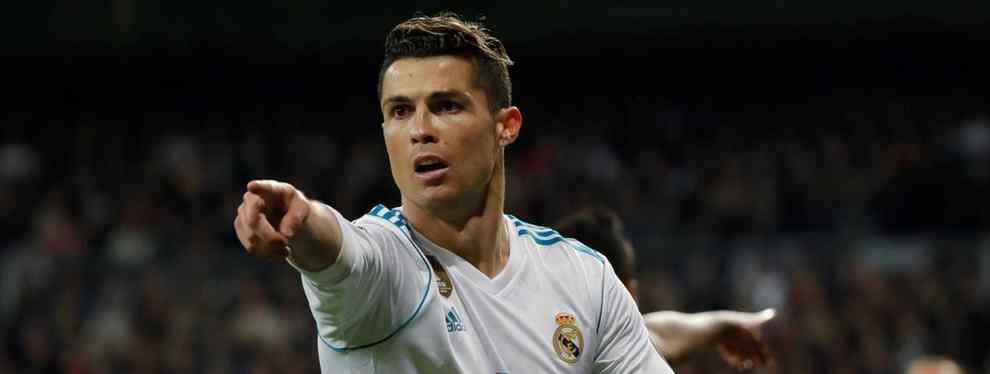 Cristiano Ronaldo echa el freno a un fichaje del Real Madrid (y ojo a quién quiere en su lugar)