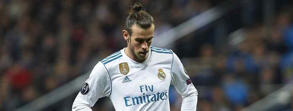 Gareth Bale le pasa a Florentino Pérez una oferta para irse del Madrid (y es un cambio de cromos)
