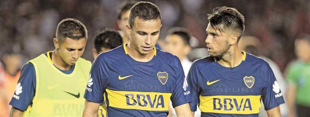 ¿Qué es lo que te está pasando, Boca? El xeneize está atravesando un bajón futbolístico y en la Superliga se está acortando la distancia con respecto a sus escoltas