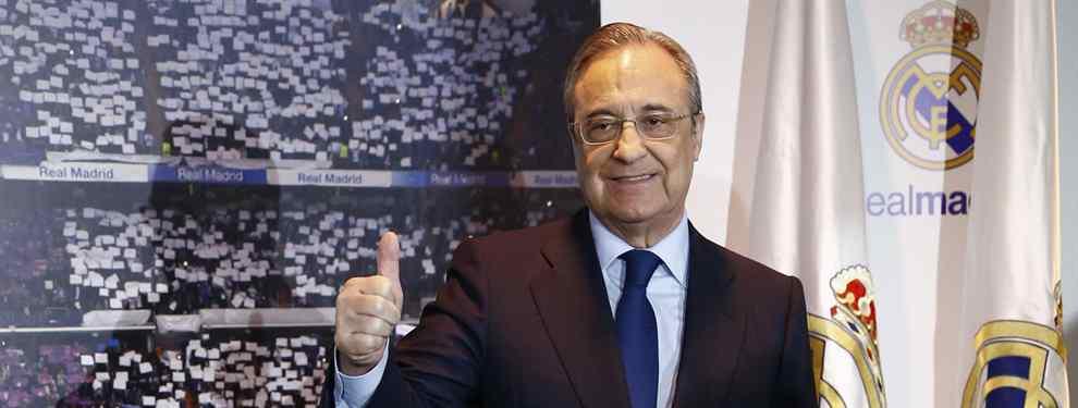 El presidente del Real Madrid mantiene su promesa: fichar a David de Gea. Palabra a la que suma una realidad mayor: el acuerdo con el portero del Manchester United es total.