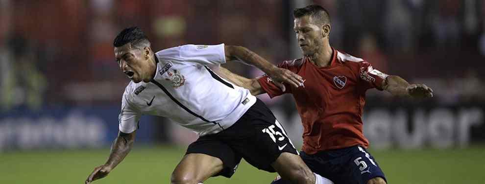 El duro mensaje de Nicolás Domingo tras caer contra Corinthians