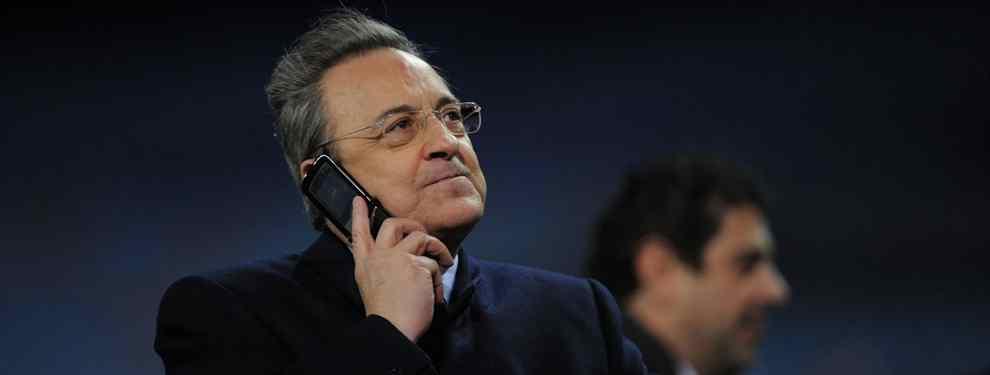 Florentino Pérez revienta el mercado con un fichaje de 175 millones de euros (y está cerrado)