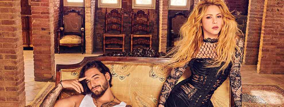 El lío de celos entre Piqué y Shakira acaba con un mensaje de Maluma para el crack del Barça