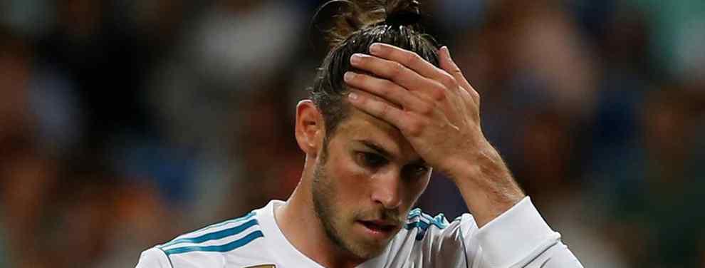 El último cambio de cromos que saca a Gareth Bale del Real Madrid (y no es Harry Kane)