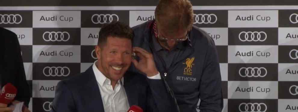 Diego Pablo Simeone quiere darle una vuelta de tuerca al Atlético de Madrid y lo quiere hacer con el dinero que dejará Griezmann y posiblemente el guardameta Jan Oblak.