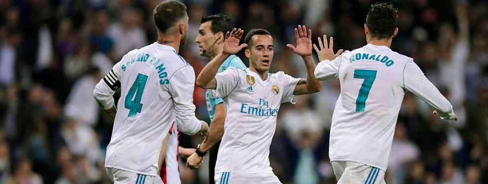 Florentino Pérez ha fijado un nuevo objetivo para el Real Madrid. Un fichaje sorpresa que llegaría a los 80 millones de euros y que revolucionaría el vestuario blanco.