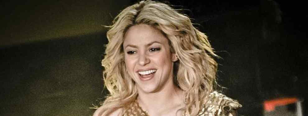 El lío entre Shakira y Antonella Roccuzzo en la final de la Copa del Rey (y hay foto)