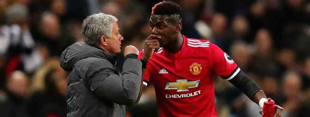 El Manchester United ofrece a Pogba a Florentino Pérez (y no es a cambio de Gareth Bale)